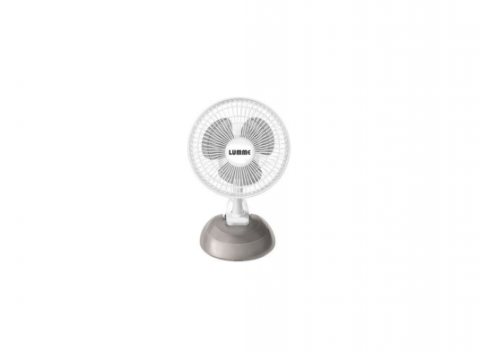 Вентилятор настольный Lumme LU-109 20 Вт белый/серый вентилятор lumme lu 104