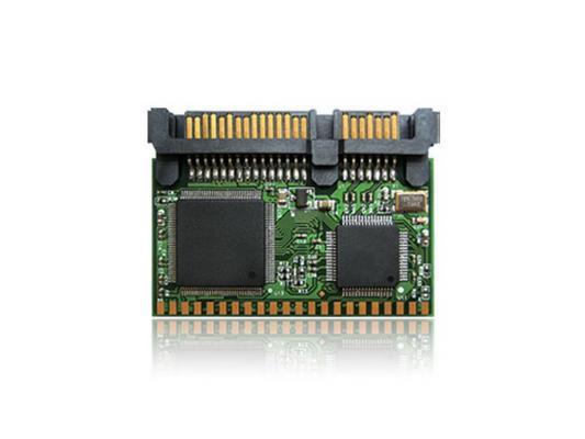 Оперативная память 16Gb HalfSlim 22-pin SATA Foxline FLDMHS016G оперативная память kvr400x64c3a 256