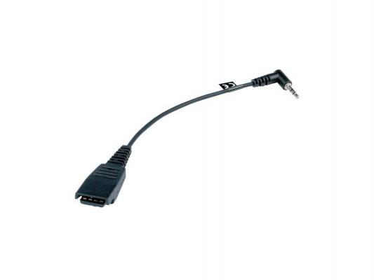 Переходник Jabra QD-J2.5 Stereo SC Panasonic Linksys Polycom 8800-00-46 стоимость