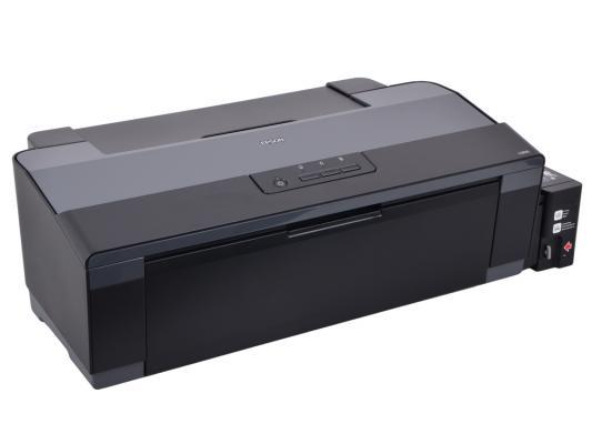 Принтер EPSON L1300 цветной A3 5760x1440dpi USB C11CD81402 orby orby кардиган школьная форма черный