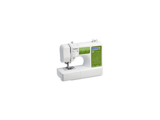 Швейная машина Brother ModerN 60E бело-зеленый