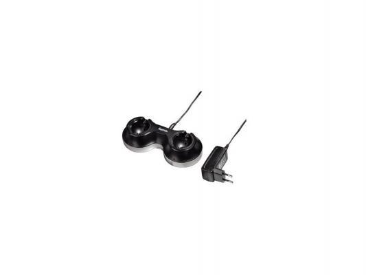 Зарядное устройство Hama H-51882 для 2-х контроллеров PS Move Motion Sub-Controllers черный от 123.ru