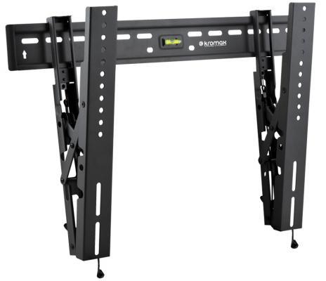 "Кронштейн Kromax VEGA-9 серый LED/LCD 32""-65"" настенный наклон 0-12° VESA 200x200 max 45 кг"
