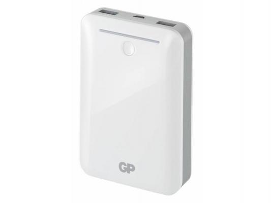 Портативное зарядное устройство GP GL301WE-2CR1 10400 mAh 1 шт