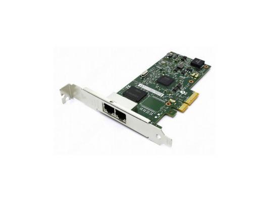 Сетевой адаптер Intel I350T2BLK цена