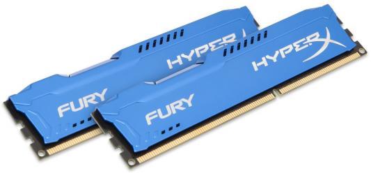 Оперативная память 8Gb (2x4Gb) PC3-10600 1333MHz DDR3 DIMM CL9 Kingston HX313C9FK2/8