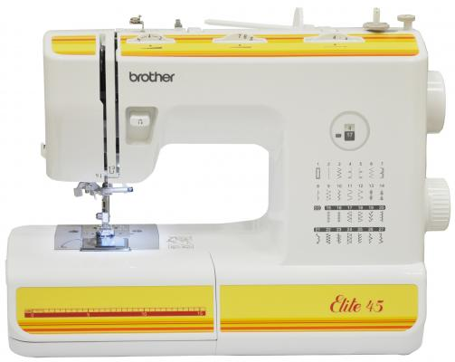 Швейная машина Brother Elite 45 белый
