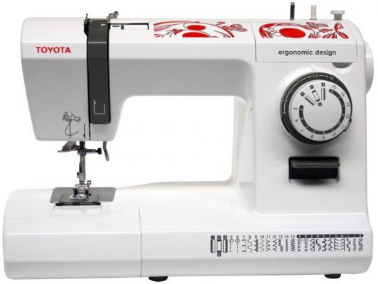 Швейная машина Toyota ECO 26C белый
