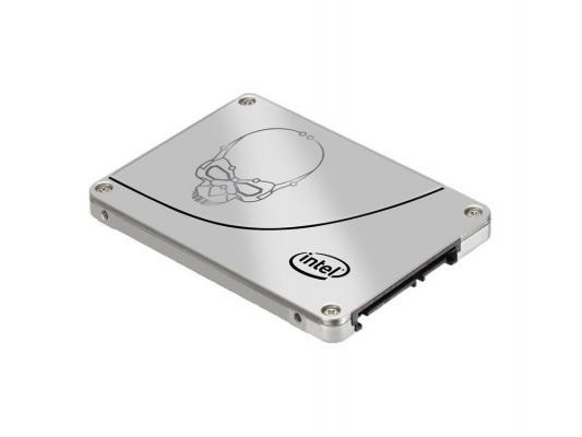 "SSD Твердотельный накопитель 2.5"" 480Gb Intel 730 Series Read 550Mb/s Write 470Mb/s SATA III SSDSC2BP480G4R5"