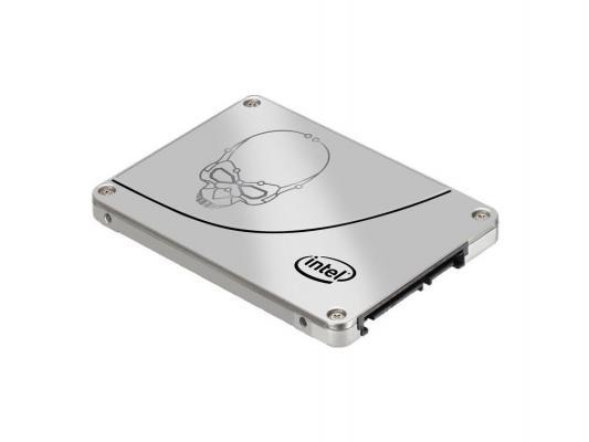 "SSD Твердотельный накопитель 2.5"" 240Gb Intel 730 Series Read 550Mb/s Write 270Mb/s SATA III SSDSC2BP240G410"
