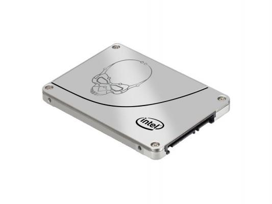 "SSD Твердотельный накопитель 2.5"" 240Gb Intel 730 Series Read 550Mb/s Write 270Mb/s SATA III SSDSC2BP240G4R5"