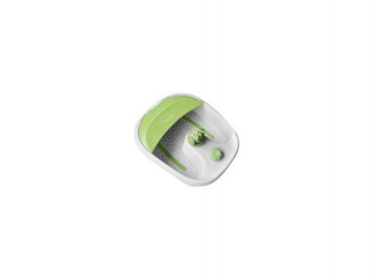Массажная ванночка для ног Rolsen FM-203 бело-зеленый от 123.ru