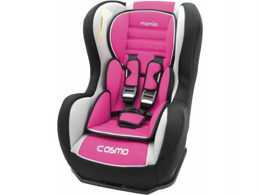 Купить Автокресло детское Nania Cosmo SP LX ISOFIX agora framboise розово-серый