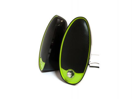 Колонки Dialog Colibri AC-40UP 6W USB черный