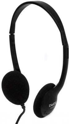 Наушники Dialog M-200A черный