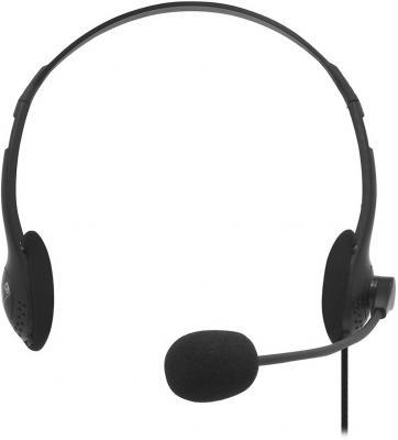 Гарнитура Dialog M-201A черный
