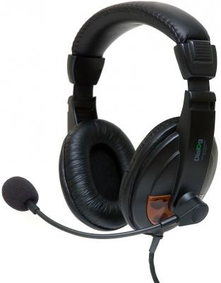 Гарнитура Dialog M-750HV черный гарнитура ienjoy in066