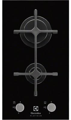 Варочная панель газовая Electrolux EGC93322NK черный