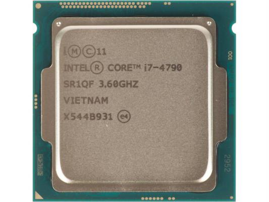 Процессор Intel Core i7-4790 3.6GHz 8Mb Socket 1150 BOX цена и фото