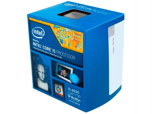 Процессор Intel Core i5-4690 3.5GHz 6Mb Socket 1150 BOX
