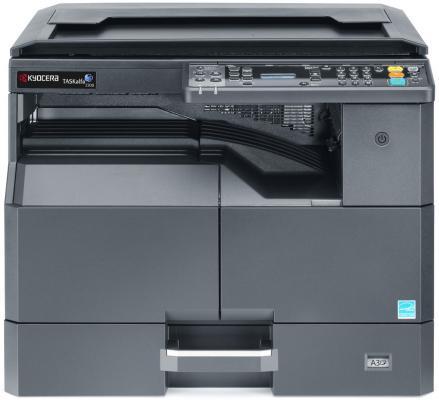 Копировальный аппарат Kyocera TASKalfa 2201 ч/б А3 600x600dpi 22ppm A4 без крышки (замена TASKalfa 221) 1102NG3NL0