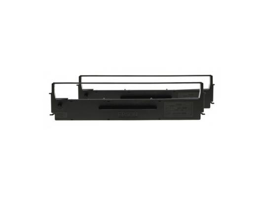 Картридж Epson C13S015614 для LX-300/300+ двойная упаковка lab rectangular retort support stand base 160x 100mm cast iron with hole tapped m10x1 5mm and rubber feet in the short side