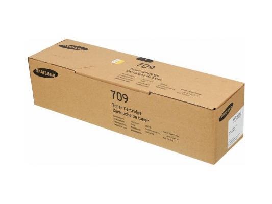 Тонер-Картридж Samsung MLT-D709S/SEE для SCX-8123ND/SCX-8123NA/SCX-8128ND/SCX-8128NA черный alzenit scx 4200 for samsung 4200 oem new drum count chip black color printer parts on sale