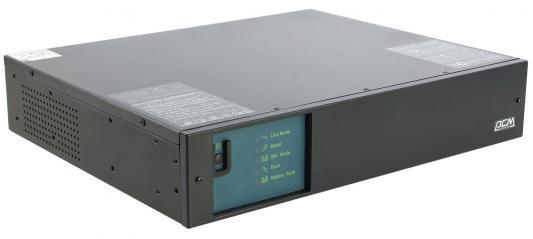 ИБП Powercom Smart-UPS King Pro RM 1200VA KIN-1200AP-RM2U