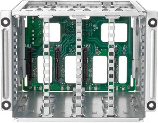 Корзина для HDD HP DL380e Gen8 8SFF HDD CAGE Kit 668295-B21 адаптер hp ethernet 560sfp 2x10gb для dl165 580 585 980g7 gen8 gen9 665249 b21