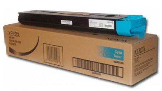 Картридж Xerox 006R01380 для DC700 голубой dc700 dc1100 dc4112 dc4110 touch screen for xerox docucolor 700 1100 4112 4110 touch panel high quality