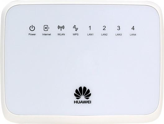 Беспроводной маршрутизатор Huawei WS325 802.11n 300Mbps 2.4 ГГц  4xLAN