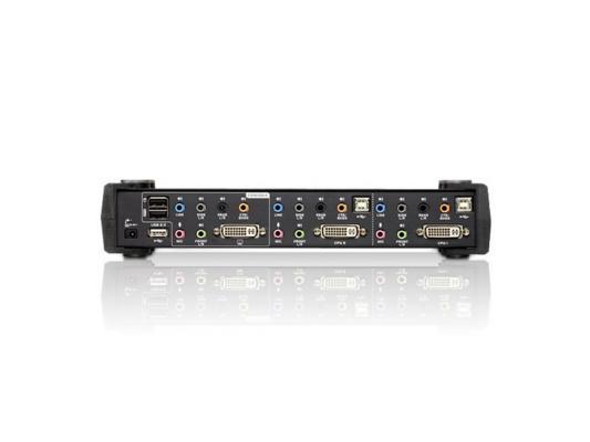 Переключатель KVM ATEN CS1782A цена и фото