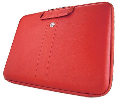 Сумка для ноутбука 11 Cozistyle Smart Sleeve кожа красный CLNR1105