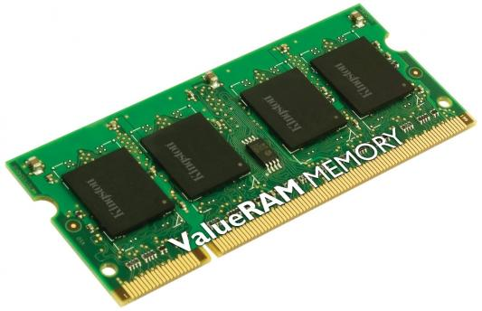 Оперативная память для ноутбуков SO-DDR3 2Gb PC12800 1600MHz Kingston CL11 KVR16LS11S6/2 free shipping 100pcs new original tlp521 2 tlp521 2gb tlp521 2gr dip8 optocouplers 100