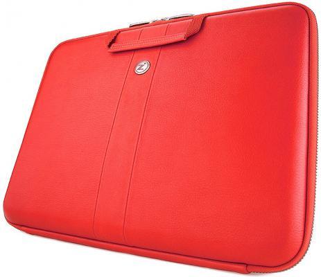 Сумка для ноутбуков Apple MacBook Air/Pro/Retina 13 Cozistyle Smart Sleeve кожа красный CLNR1305 rito для apple macbook retina pro 15 beige