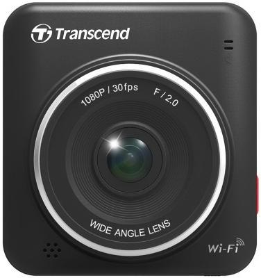 Видеорегистратор Transcend DrivePro 200 2.4 1920x1080 160° microSD microSDHC TS16GDP200