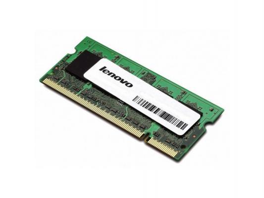 Оперативная память для ноутбуков SO-DDR3 4Gb PC12800 1600MHz Lenovo 0B47380