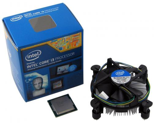 Процессор Intel Core i3-4360 3.7GHz 4Mb Socket 1150 BOX