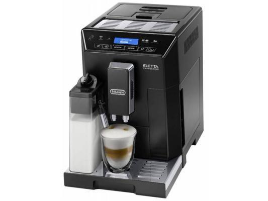 Кофемашина DeLonghi ECAM 44.660.B черный кофемашина delonghi ecam 23 420 sw
