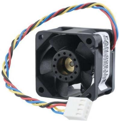 Вентилятор SuperMicro FAN-0061L4 PWM 4-pin 40x28mm для SC813 brand new 5pcs 3 4 pin pwm fan splitter y extension power cable male to female pc fan power cable