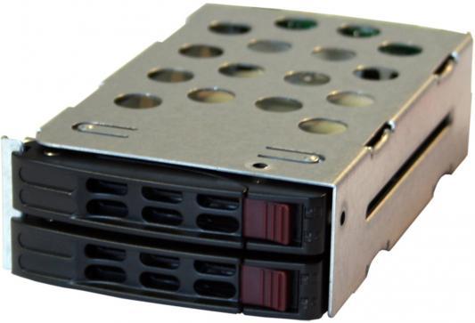 """Корзина для дисков SuperMicro 2x 2.5"""" MCP-220-83605-0N для 836B"""