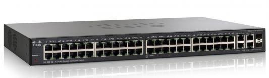 Купить Коммутатор Cisco SG 300-52 управляемый 52 порта 10/100/1000Mbps Gigabit Managed Switch SRW2048-K9-EU