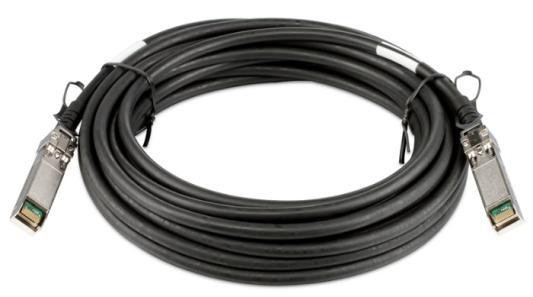 Кабель D-Link DEM-CB700S DEM-CB700S/M20 DEM-CB700S/M10 10-GbE SFP+ Direct Attach Cable 7м трансивер сетевой d link 100base fx single mode 15km sfp transceiver 10 pack dem 210 10 b1a