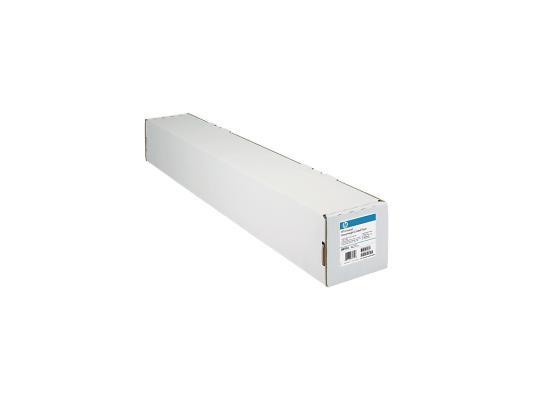 Бумага HP C6567B с покрытием для струйной печати высококачественная 1067 мм x 45.7 м 90г/м2 hp coated paper c6567b
