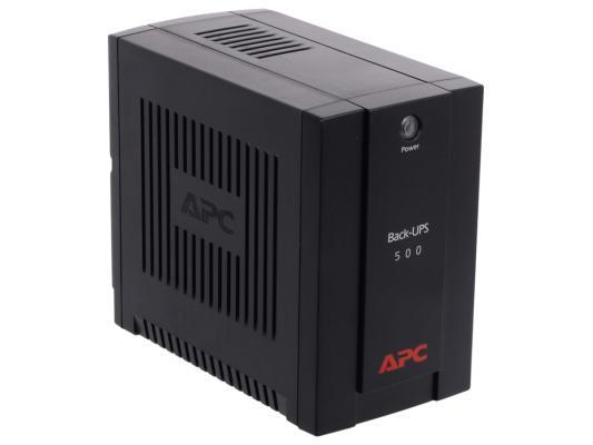 ИБП APC BACK 500VA BX500CI цена и фото