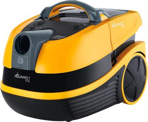 Пылесос Zelmer ZVC762ZPRU с мешком сухая/влажная уборка 1500Вт серо-оранжевый VC7920.5SP