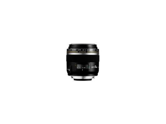 Объектив Canon EF-S 60mm f/2.8 Macro USM 0284B007 объектив canon ef 24mm f 2 8 is usm черный