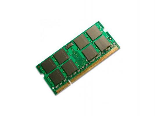 Оперативная память для ноутбуков SO-DDR3 1Gb PC10600 1333MHz Foxline FL1333D3S9-1G CL9