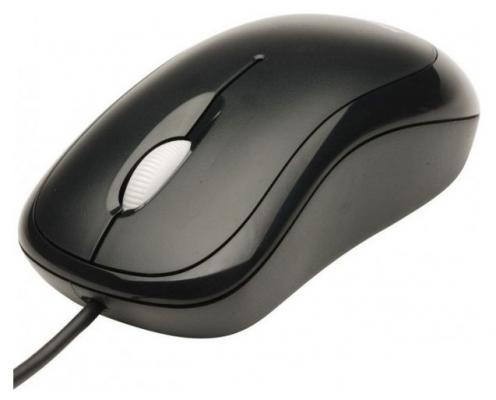Мышь проводная Microsoft Basic P58-00059 чёрный USB 40113 automotive computer board