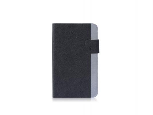 "Чехол Gissar Cross 71219 для Samsung Galaxy Tab3 7"" кожа черный"